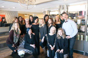 Redken Elite Salon Takeover
