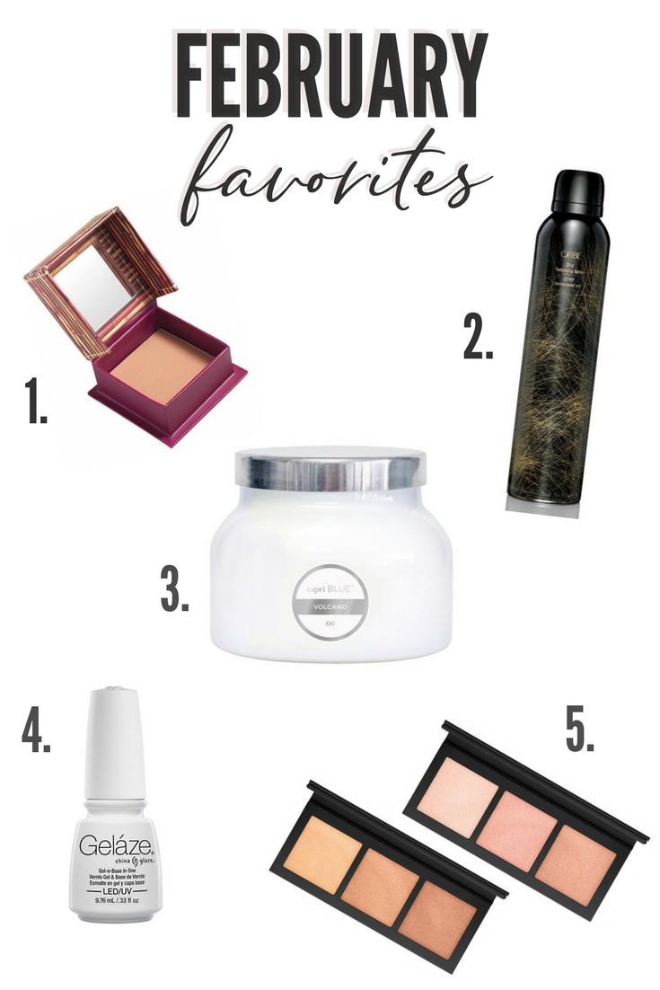 February Favorites | Karissa Bianco